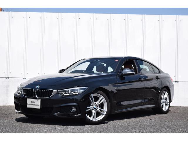 BMW 4シリーズ 420iグランクーペ Mスポーツ 茶革 Dアシ ACC