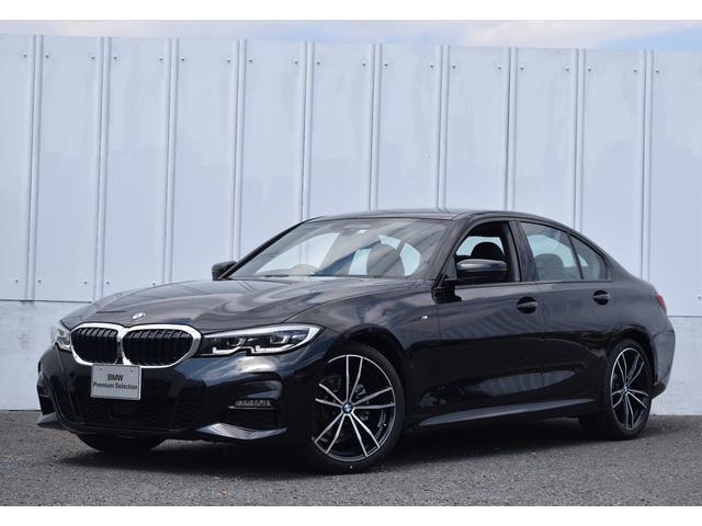 BMW 3シリーズ 320d xDrive Mスポーツ デビューPKG 認定中古車 ナビ Bluetooth(音楽 tel) 19AW トップビューカメラ 前後障害物センサー ブラックレザーシート 電動トランク ミラー内蔵ETC SOSコール LEDライト USBポート