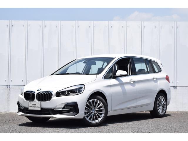 2シリーズ(BMW) 218dグランツアラー ラグジュアリー 中古車画像