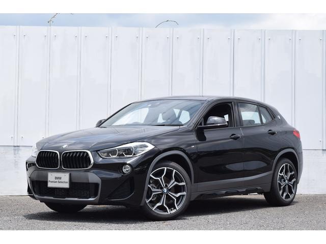 BMW X2 sDrive 18i Mスポーツ セーフティー コンフォート