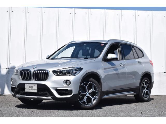 BMW sDrive 18i xライン 正規認定中古車 ワンオーナー xLine 純正idriveナビ リアビューカメラ 前後障害物センサー 電動リアゲート LEDヘッドライト シートヒーター ドライバーアシスト コンフォートアクセス SOS ETC