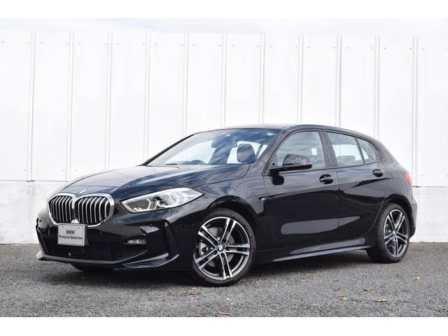 BMW 118i Mスポーツ NAVIパッケージ ライブコクピット コンフォートPKG 電Rゲート ACC 電動シート Pサポート 縦列・並列 LEDライト ハーフレザー 前後障害物センサ 衝突軽減B 車線変更逸脱警告 SOS