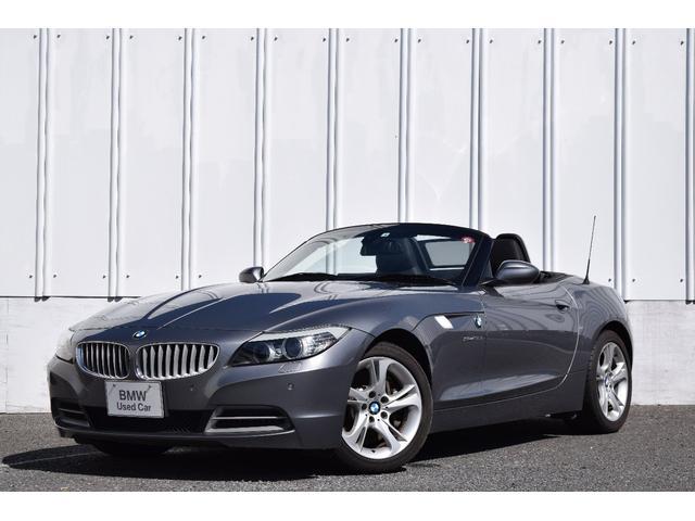 BMW Z4 sDrive35i 認定中古車 黒レザーシート 純正HDDナビ クルーズコントロール シートヒーター 電動シート 地デジ F&R障害物センサー マルチファンクション ETC キセノンヘッドライト