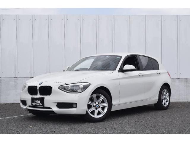 BMW 116i 正規認定中古車 純正ナビ バックカメラ CD キセノンヘッドライト アルミホイール ETC オートライト マルチファンクション