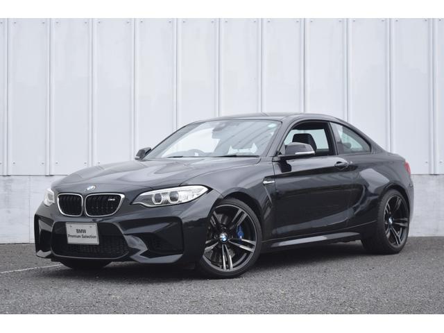 BMW M DCT ドライブロジック 正規認定中古車 ワンオーナー 純正HDDナビ リアビューカメラ リア障害物センサーヒーター付ブラックレザーシート クルーズコントロール 純正19インチAW LEDヘッドライト Bluetooth接続  ETC2.0