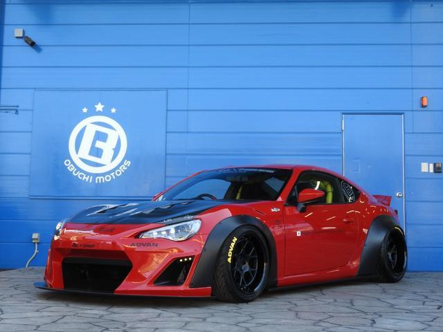 トヨタ GT LBオリジナルホイール 17inchi