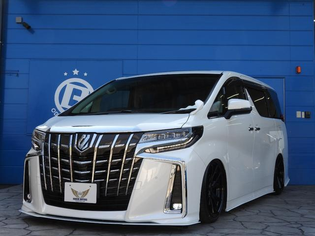トヨタ lb-nation ALPHARD