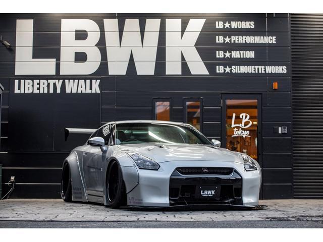 日産 GT-R ベースグレード LB-WORKS type1