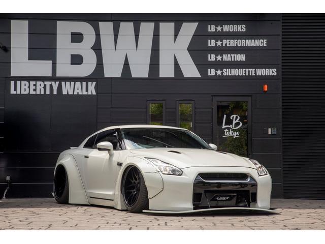 日産 プレミアムエディション LB-WORKS R35 GTR Type1 Ver.2 Full Complete