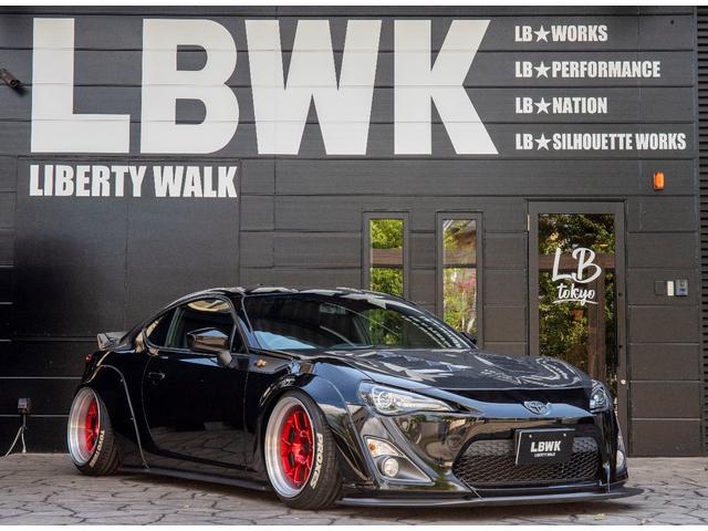 86 GT LB-WORKS Fullcomplete