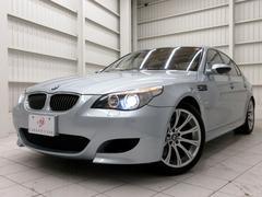 BMWM5右H暖冷革席D記録簿OPカラー弊社下取3面シェード