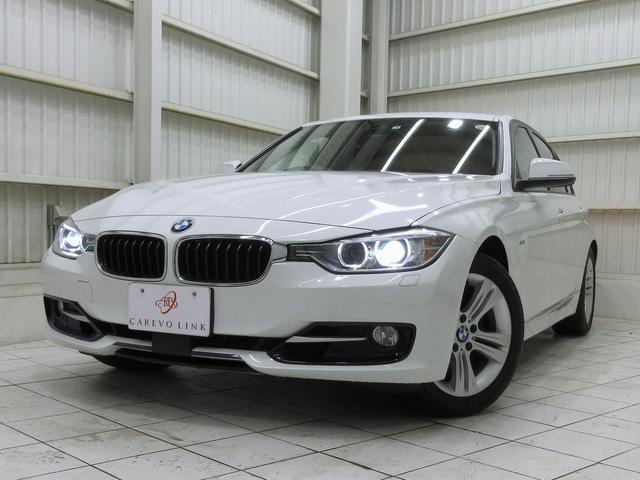 BMW 3シリーズ 320i スポーツ 弊社下取 アダクティブクルーズコントロール レーンキープ バックカメラ スポーツ+付きドライブモードセレクター ETC  HIDヘッド Bluetooth ハンズフリートランクゲート
