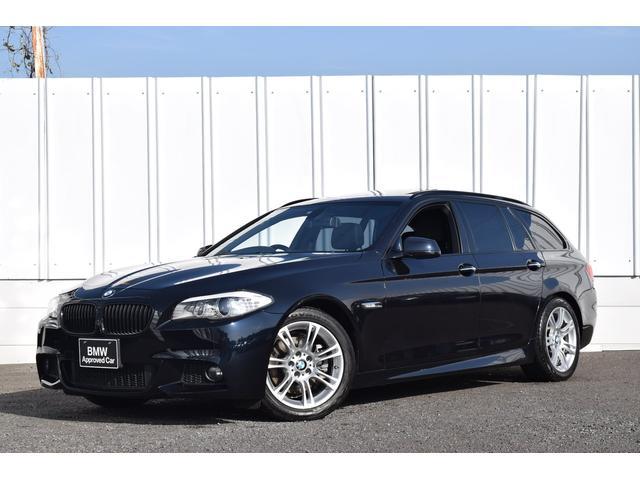 BMW 528iツーリング Mスポーツパッケージ パノラマサンルーフ