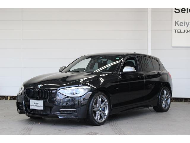 BMW M135i パフォーマンスグリル パドルシフト 認定中古車
