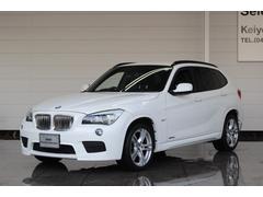 BMW X1sDrive 18i Mスポーツパッケージ  ナビ バックC