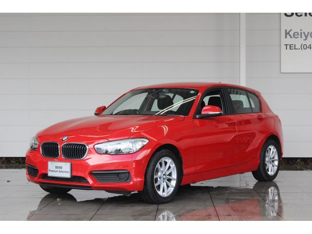 BMW 118i パーキングPKG ベーシックPKG SOSコール