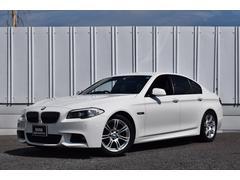 BMW523iMスポーツパッケージ ウッドトリム キセノン