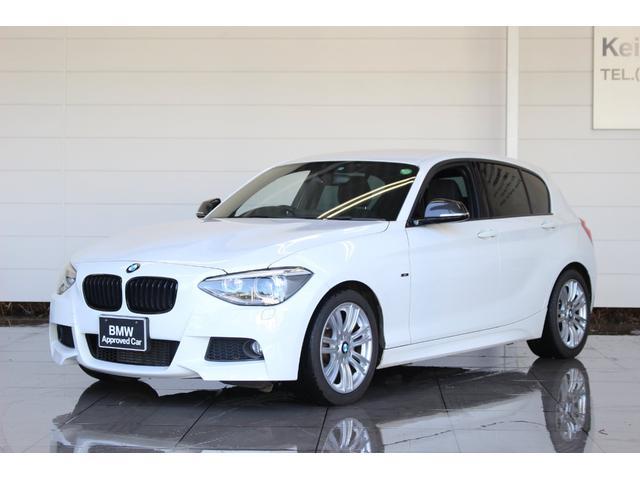 BMW 116i Mスポーツ 純正HDDナビ ETC HID SOS