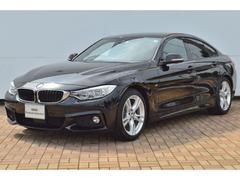 BMW420iグランクーペ Mスポーツ 黒革 LED ACC