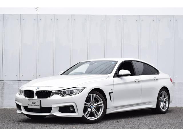 BMW 420iグランクーペ Mスポーツ ACC 全国2年保証