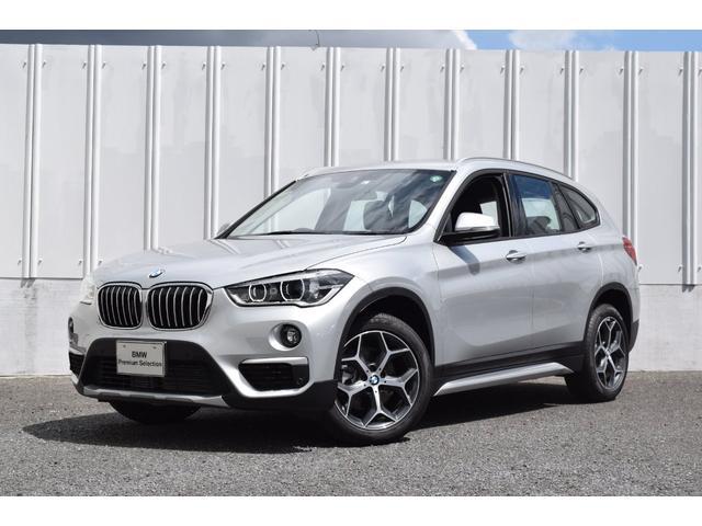 BMW X1 xDrive 18d xライン コンフォート ACC HUD
