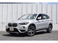 BMW X1xDrive 18d xライン コンフォート ACC HUD