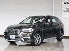 BMW X1xDrive 18d xライン コンフォP ACC HUD