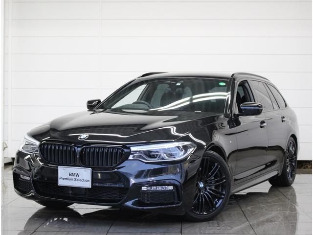 BMW 523dツーリングエディションミションインポッシブル 特別仕様EDITION MISSION:IMPOSSIBLE ピアノブラックトリム ハーマンカードン ヘッドアップD ブラックキドニー ブラックアウト19AW ACC インテジェントセーフティ