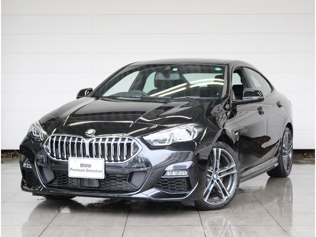 BMW 218iグランクーペ Mスポーツ アクティブクルーズコントロール 純正ナビゲーション バックカメラ 前後障害物センサー コンフォートアクセス 電動シート Bluetooth SOSコール アンビエントライト