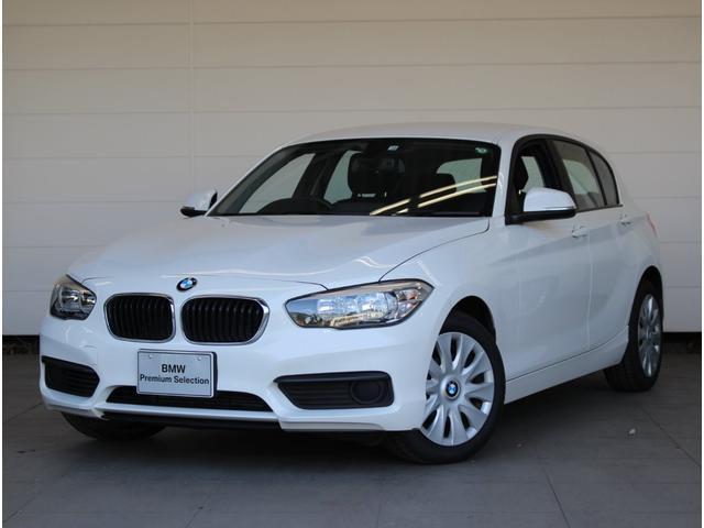 BMW 1シリーズ 118i 認定中古車 全国保証 1オーナー 純正ナビ ETC  Bluetooth
