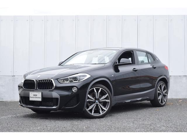 BMW xDrive 20i MスポーツX ワンオーナー デビューPKG ブラックレザー シートヒーター 20インチAW ACC 地デジ 電動シート Bluetooth 前後PDC 衝突軽減ブレーキ ヘッドアップディスプレイ 純正ナビ ETC