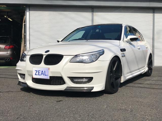 BMW 530iM5バージョン