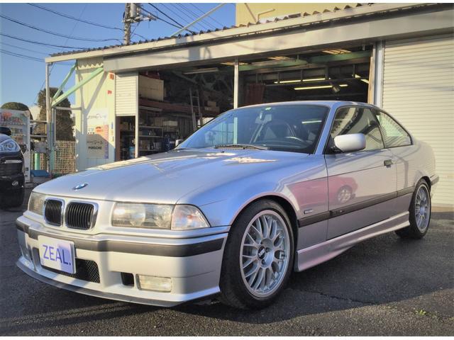 BMW 318is 5速 マフラー ビルシュタインサスペンション