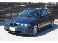 BMW318ti ローダウン MスポーツAW