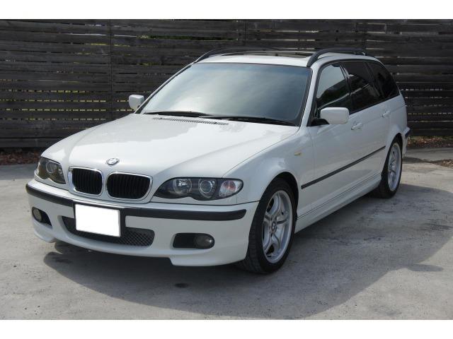 BMW 318i Mスポーツ サンルーフ