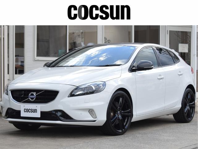 V40(ボルボ) Rデザイン カーボン エディション 中古車画像