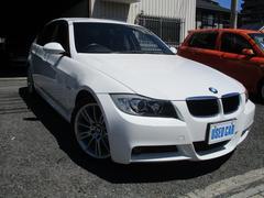 BMW320i Mスポーツパッケージ6MT 純正18AW
