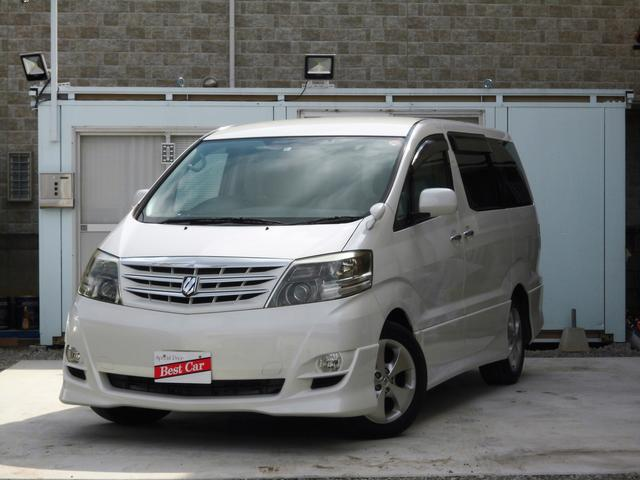 トヨタ 2.4V ASリミテッド 4WD 両側Pスラ