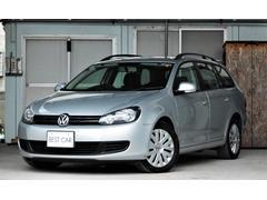 VW ゴルフヴァリアントTSI Tライン1オーナーメモリーナビETC地デジD販売保書