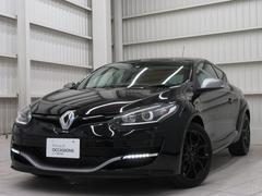 ルノー メガーヌルノー スポール 273新車保証継承メーカー車両6MT