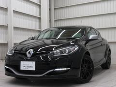 ルノー メガーヌルノースポール新車保証継承メーカー車両6MT