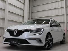 ルノー メガーヌスポーツツアラー GT当社試乗車新車保証継承パドルBカメ