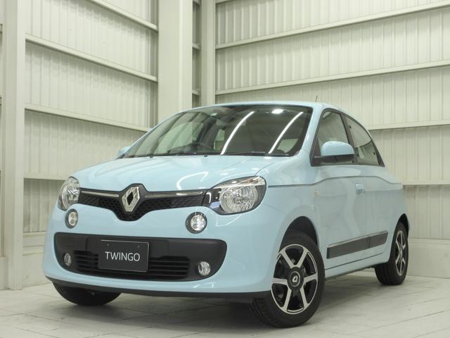 ルノー インテンス新車保証デモカーUP試乗車Bソナー