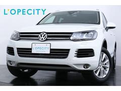VW トゥアレグV6 ブルーモーションテクノロジー アップデートPKG