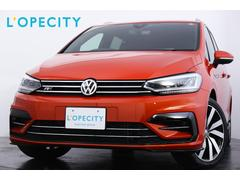 VW ゴルフトゥーランTSI Rライン 純正SDナビ 地デジ バックモニター