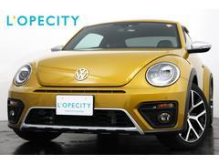 VW ザ・ビートルデューン 500台限定 純正SDナビ 地デジ Bモニター