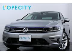 VW パサートGTE新車保証継承 パノラマルーフ ACC ETC 黒革 純正ナビ