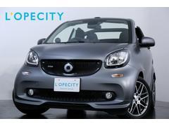 スマートフォーツーカブリオ新車保証継承 1オナ 有償カラー シートヒ−タ− 黒革 黒幌
