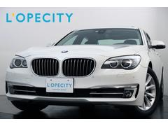 BMW740i コンフォートPKG サンル−フ 純正HDDナビ
