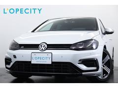 VW ゴルフRゴルフR 4WD 1オーナー 社外スポイラー 新車保証